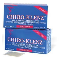 chiroklenz tea